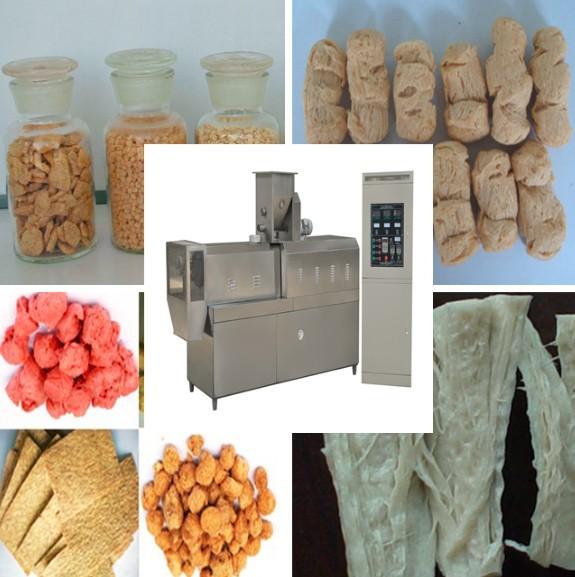 大豆拉丝蛋白生产线